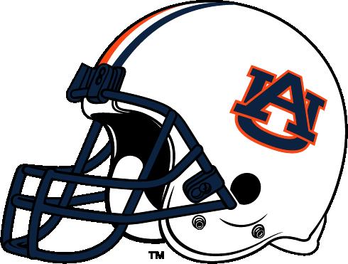 Football Helmet Mark