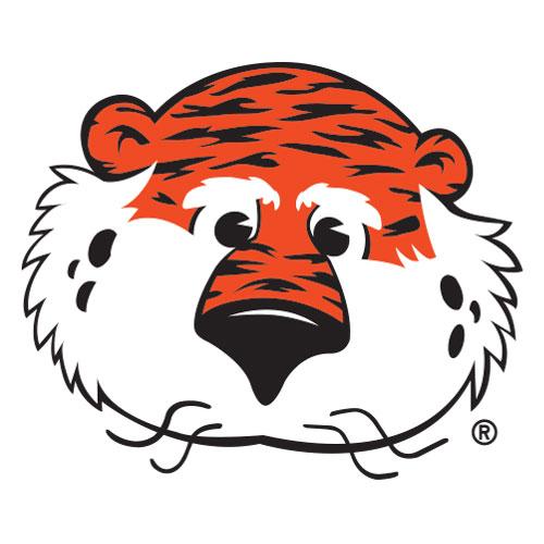 Aubie the Tiger logo