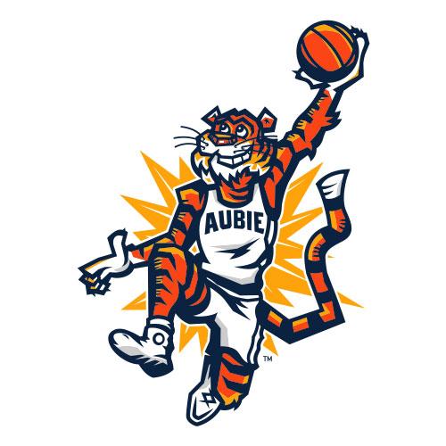 The Original Aubie basketball