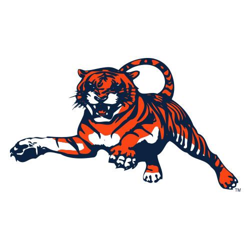 Leaping tiger vintage logo