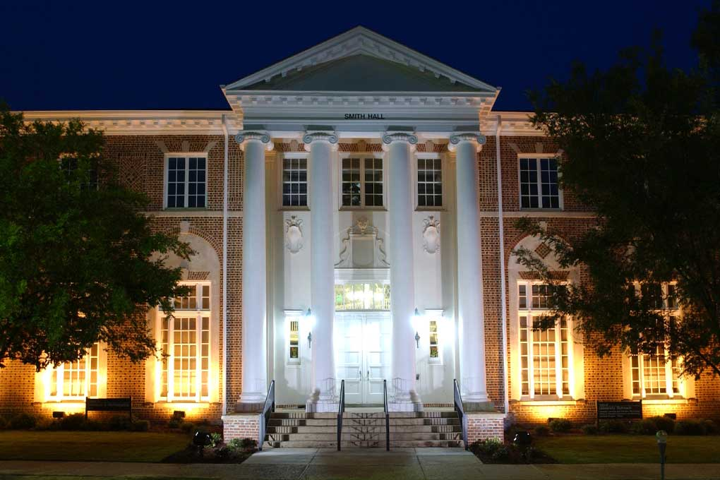 Photo of OD Smith Hall